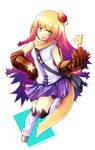 Fanart: Starpunch Girl by nidoriko