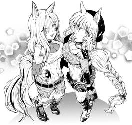 CM: Inked Fullbody [Normal Slot] by nidoriko