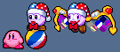 Marx Kirby Super Star Ultra Sprite (KSSU) by The-Hoennest