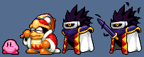 Dark Matter Swordsman KSSU Style Sprite by The-Hoennest
