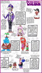 Detective Waluigi Character Profiles 1 by mrm64