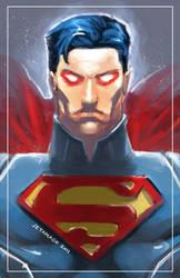 DSC DCnu Superman by Taclobanon