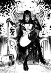 Immolatasia Throne by Taclobanon