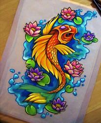 Fish by Blackrose20111