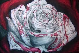 Blackrse Bleeding by Blackrose20111