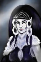Elfquest - Winnowill by G-Talmont