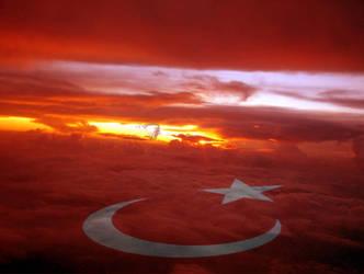 Turkiye and M.Kemal Ataturk by nfmDesigns