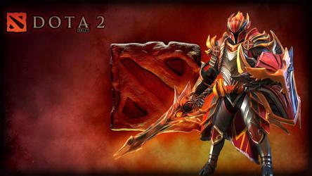 Dragon Knight by Zakafein