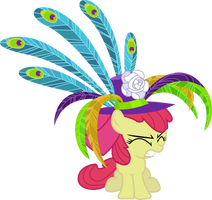 This lovely new Chapeau is simply NOT lovely by lightningtumble
