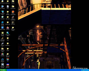 Shenmue Desktop by supafly345