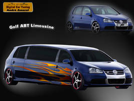VW Golf ABT Limousine Tuning by decousa