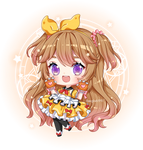 COMMISSION: Alice Vu's OC by BangLinh1997