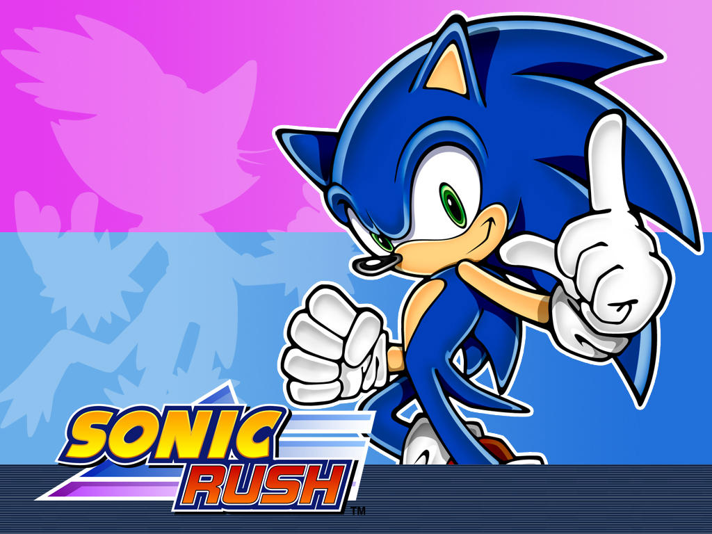 Sonic Rush Wallpaper By Gamerguy094 On Deviantart