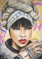 Rihanna by chloemeehan1