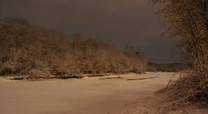 Winter Eve at Gubb, I - org by Datasmurf