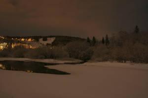 Winter Eve at Gubb, IV by Datasmurf