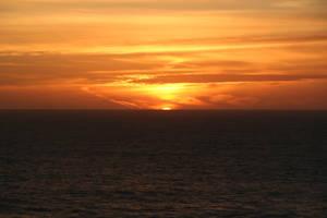 California Sunset by Datasmurf