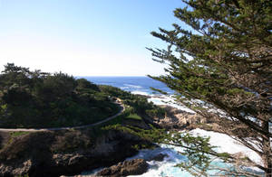 View from Big Sur 1 by Datasmurf