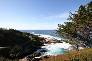 View from Big Sur 3 by Datasmurf