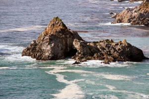 View from Big Sur 6 by Datasmurf