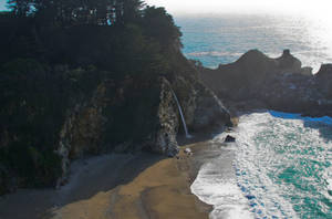 View from Big Sur 9 by Datasmurf