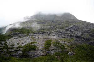 Romsdalshornet by Datasmurf