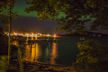 The lights over Sor-Kraakoya 3 by Datasmurf