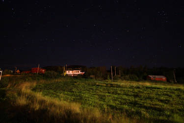 Stars over Myra by Datasmurf