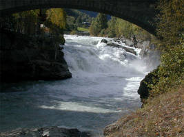 Waterfall by Datasmurf