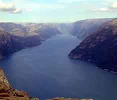 Lysefjorden by Datasmurf