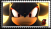 Shadow the Hedgehog Stamp by Shadowhedge1001