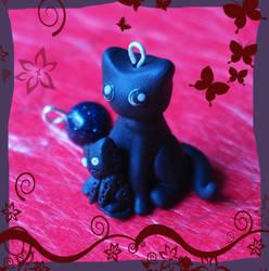 Cat Zodiac: Gemini on SALE by Sunlight-Angel