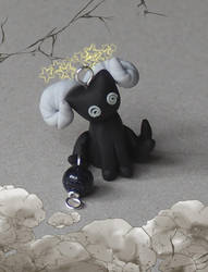 Cat Zodiac: Aries on SALE by Sunlight-Angel