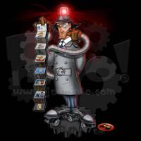 Inspector Gadget by jonpinto