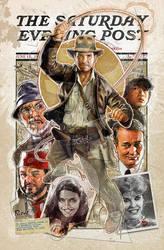 Indiana Jones Post by jonpinto