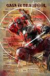 Deadpool by jonpinto