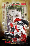 HarleyQuinn by jonpinto