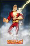 Captain Marvel by jonpinto