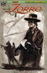 Zorro #1 Cover by jonpinto