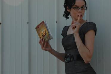 Librarian #8 by elusiveelegance