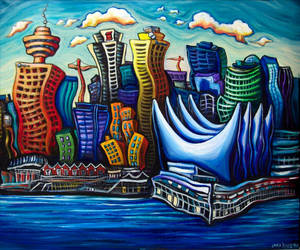 Vancouver Core by Laurazee