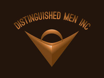 766a4a2239e Gillund 0 0 Distinguished Men Inc Logo by Gillund
