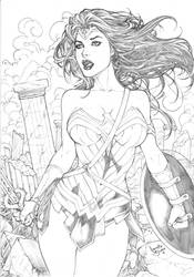 Wonder Woman by IzonetoSousa