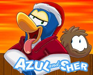 Hey by Azulzinho35