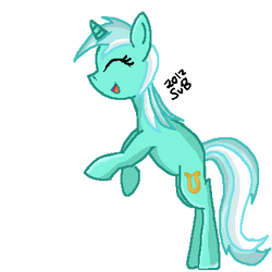 Lyra Art Trade by sublit