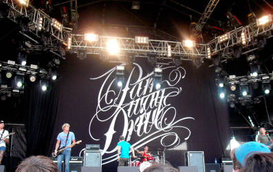 Parkway Drive 2 . Big Day Out 2012 by likescarecrows