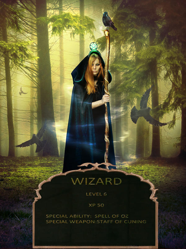 Wizard by ED-Creations