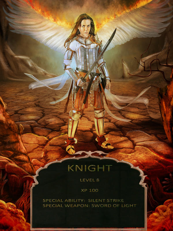 Knight by ED-Creations