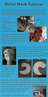 Neliel Tu Mask Tutorial by sashipi