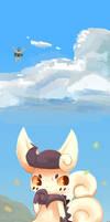 Shiny Hunting by 8BitAmy